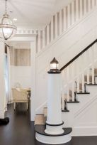 Unique coastal stairs design ideas for home this summer 28