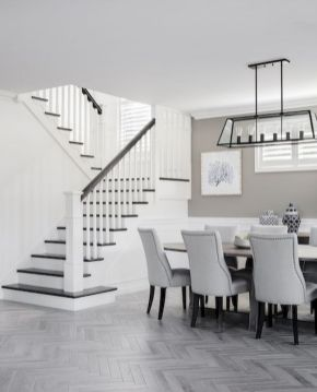 Unique coastal stairs design ideas for home this summer 34