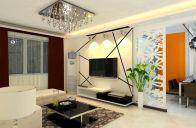 Adorable tv wall decor ideas 16