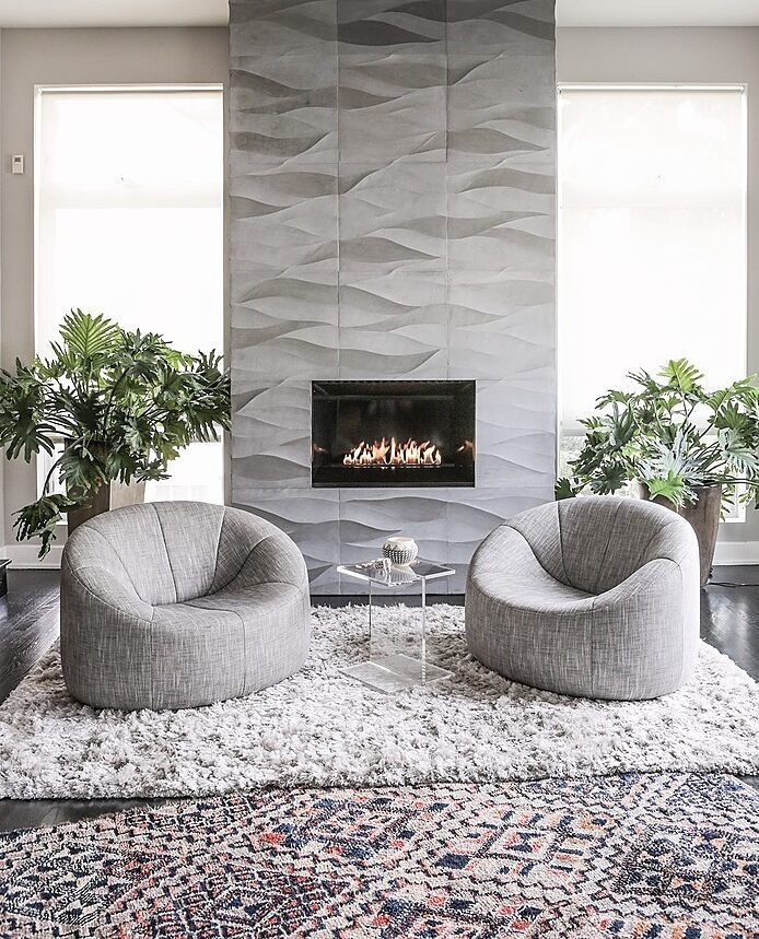 Adorable tv wall decor ideas 34