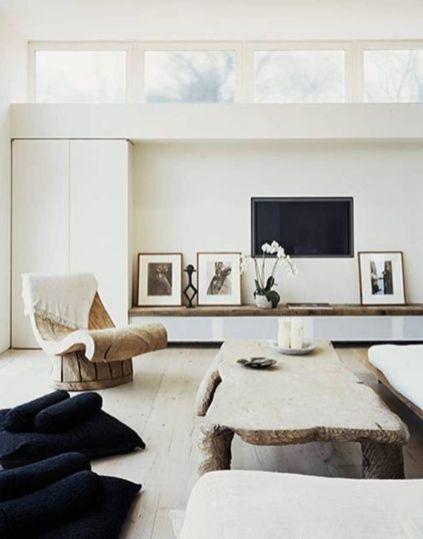 Adorable tv wall decor ideas 43