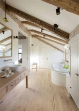 Amazing country bathrooms ideas you can imitate 19