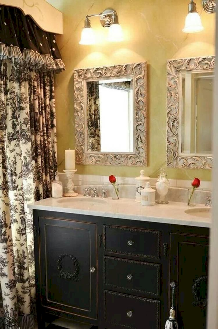 Amazing country bathrooms ideas you can imitate 22