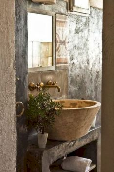 Amazing country bathrooms ideas you can imitate 29