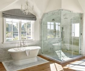 Amazing country bathrooms ideas you can imitate 34
