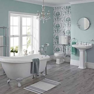Amazing country bathrooms ideas you can imitate 42