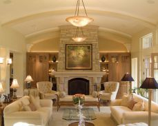 Attractive traditional living room designs ideas in italian 19