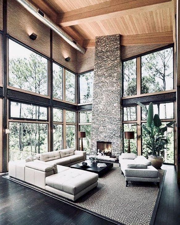Awesome contemporary living room decor ideas 23