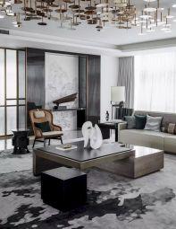 Awesome contemporary living room decor ideas 37