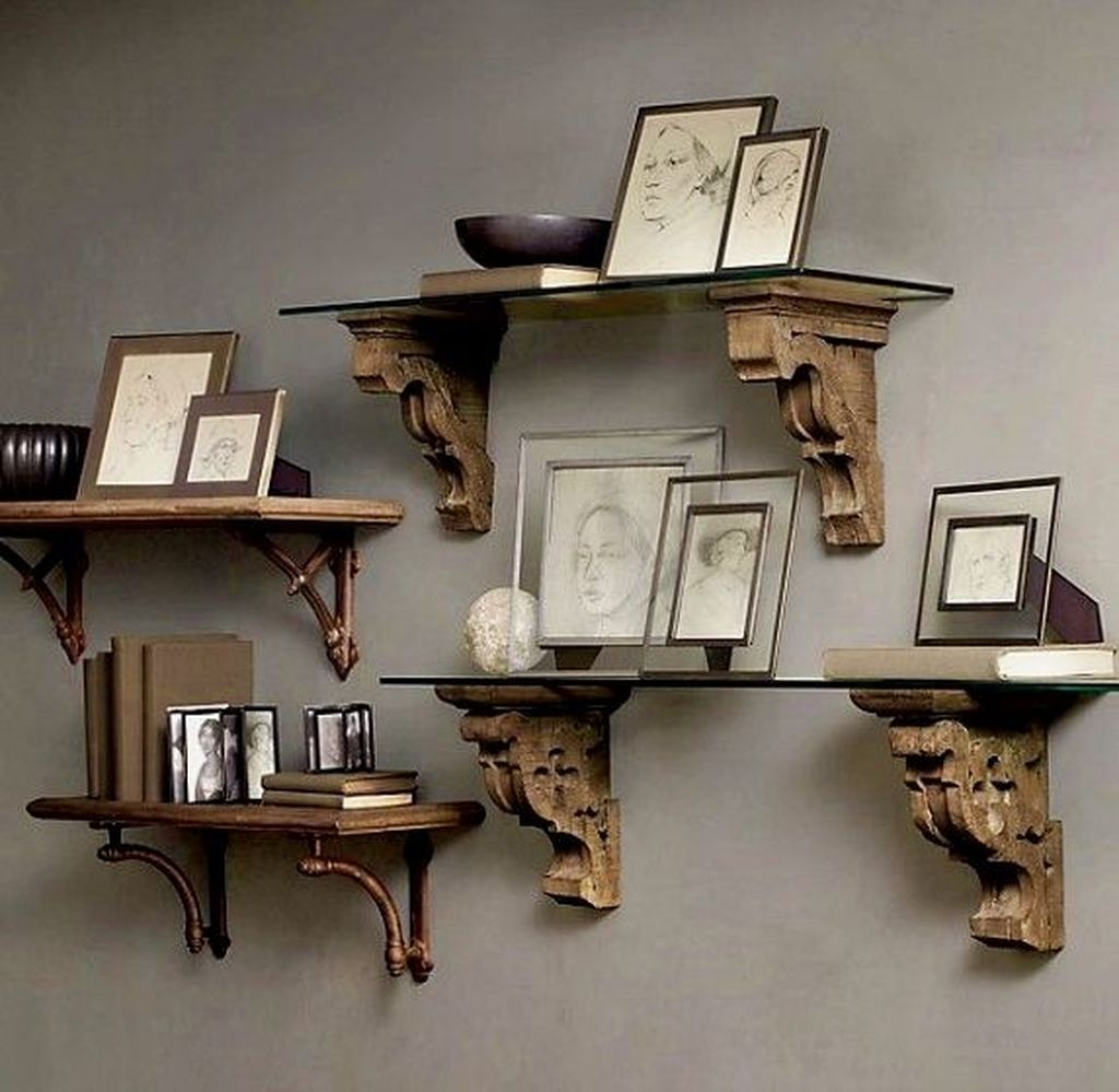 Best ideas for decorating room to be more interesting with corbels 22