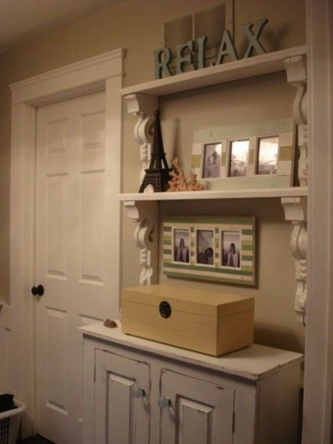 Best ideas for decorating room to be more interesting with corbels 38