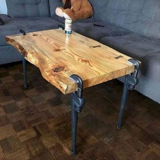 Brilliant furniture design ideas with wood pallets 40