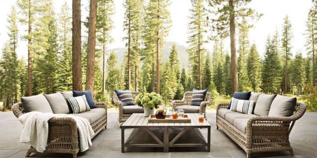 Charming living room design ideas for outdoor 03