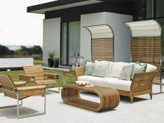 Charming living room design ideas for outdoor 39