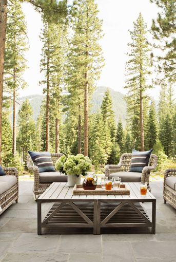 Charming living room design ideas for outdoor 46