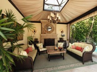 Charming living room design ideas for outdoor 48