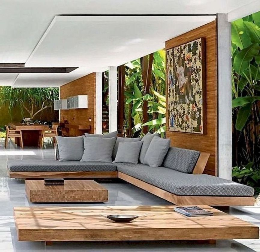 Charming living room design ideas for outdoor 51