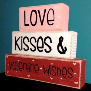 Cute love wood design ideas for you 23