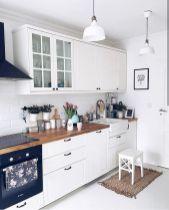 Elegant kitchen desk organizer ideas to look neat 01