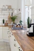 Elegant kitchen desk organizer ideas to look neat 21