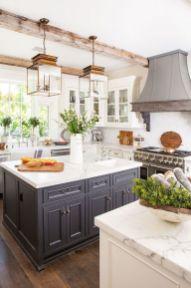 Elegant kitchen desk organizer ideas to look neat 34