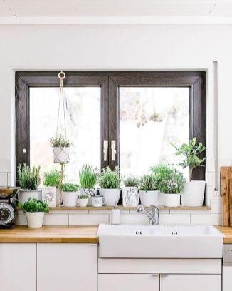 Elegant kitchen desk organizer ideas to look neat 45