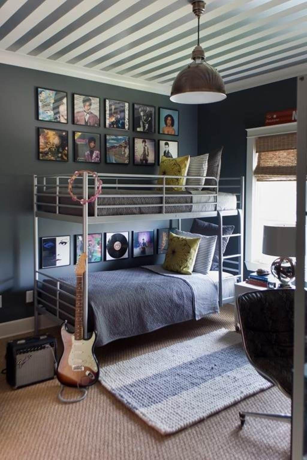 Impressive bedroomdesign ideas to boys 27