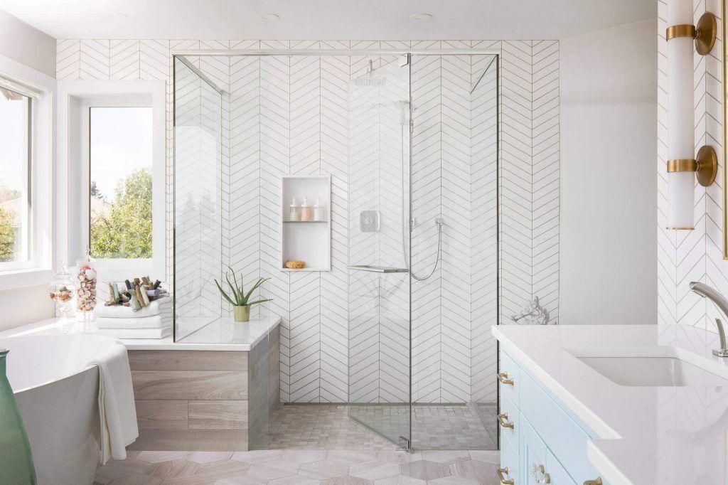 Inspiring shower tile ideas that will transform your bathroom 01