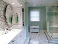 Inspiring shower tile ideas that will transform your bathroom 02