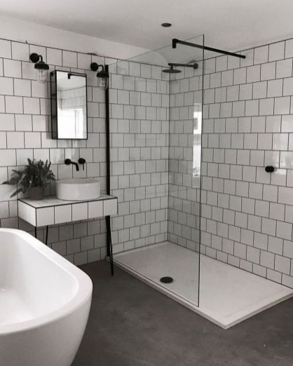 Inspiring shower tile ideas that will transform your bathroom 04