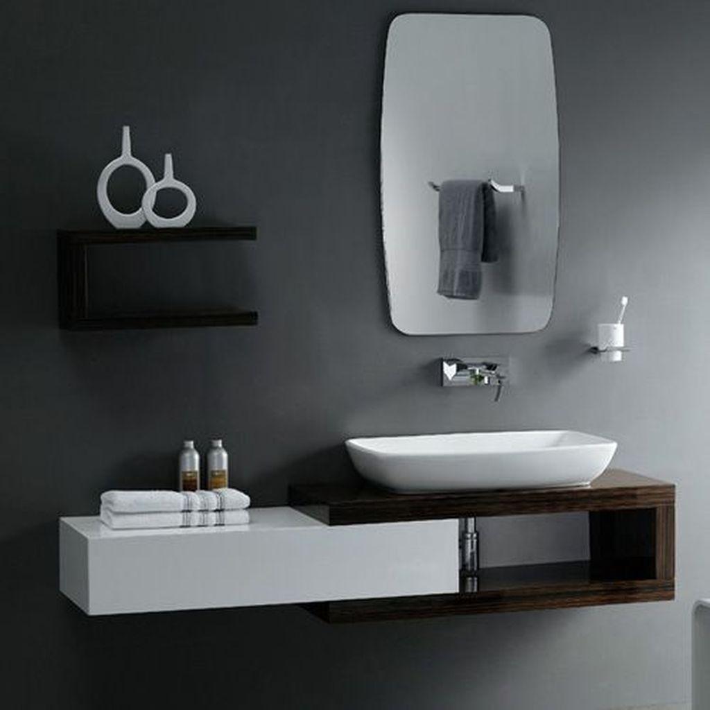 Magnificient bathroom sink ideas for your bathroom 02