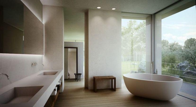 Magnificient bathroom sink ideas for your bathroom 29