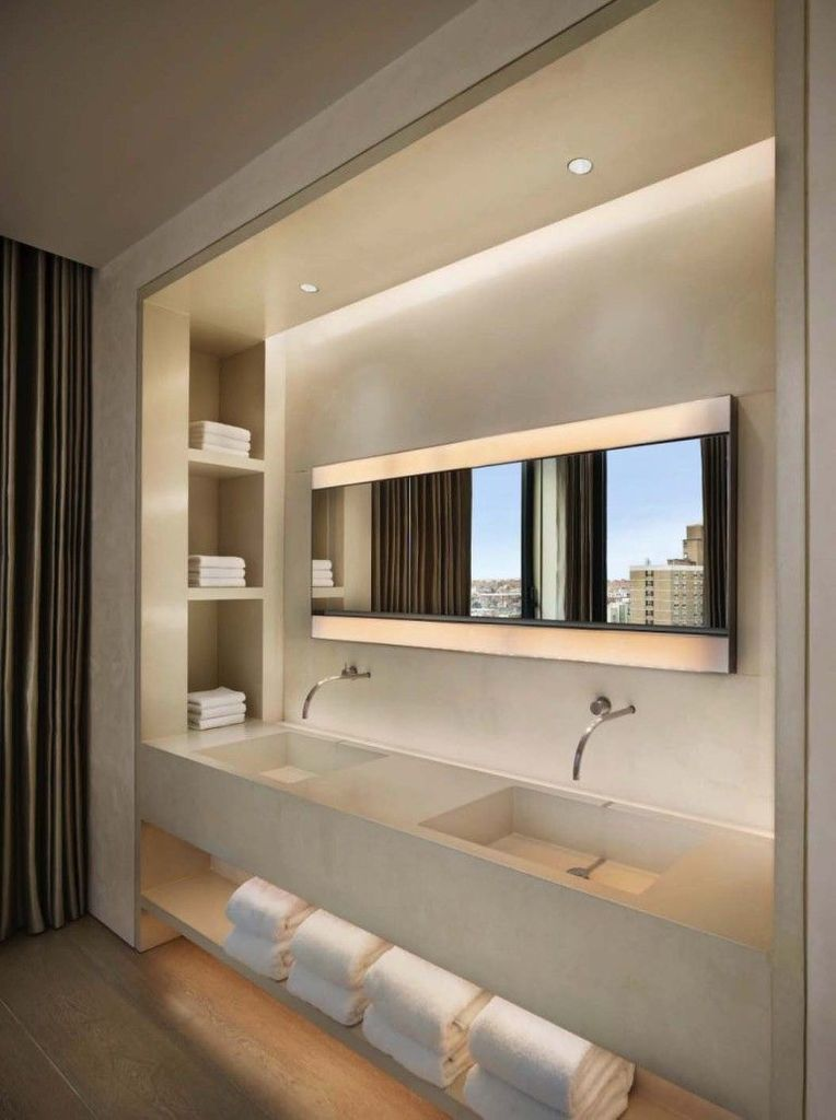 Magnificient bathroom sink ideas for your bathroom 32