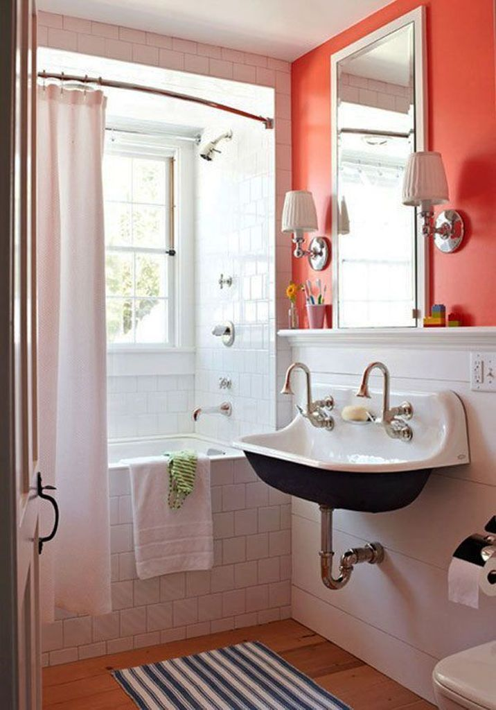 Magnificient bathroom sink ideas for your bathroom 34