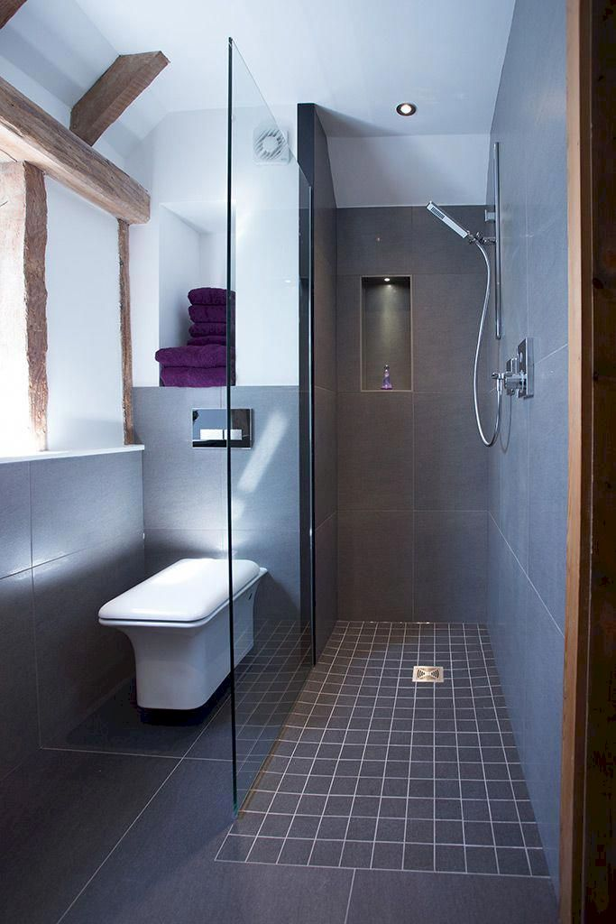 Stunning wet room design ideas 25