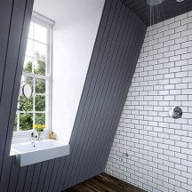 Stunning wet room design ideas 27