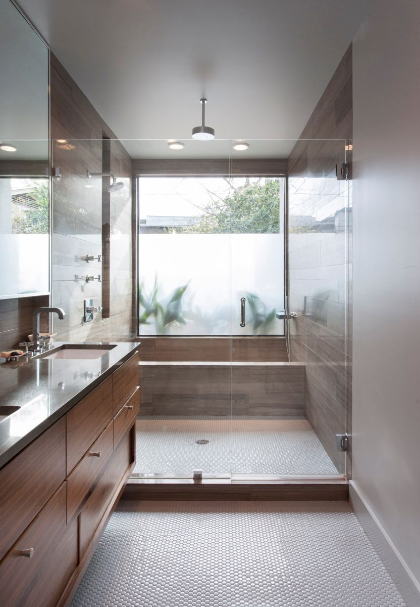 Stunning wet room design ideas 36