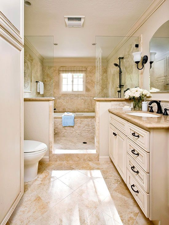 Stunning wet room design ideas 43