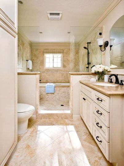 Stunning wet room design ideas 43