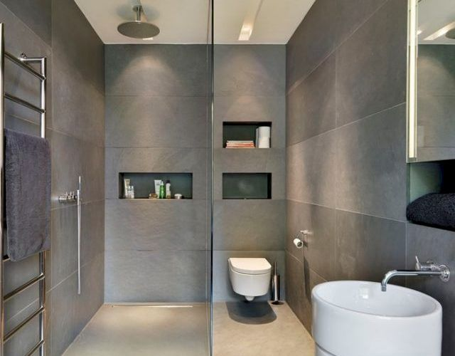 Stunning wet room design ideas 45
