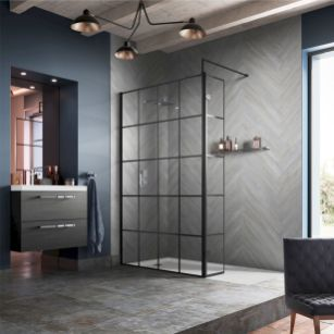 Stunning wet room design ideas 47