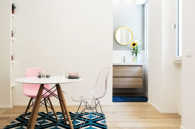 An Impressive Micro-ApartmentWith Transforming Wall That Truly Sophisticated 3