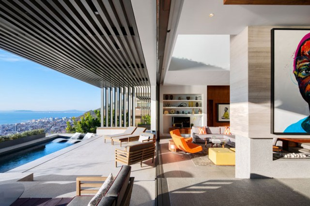 This Modern House With Beautiful Interior Designed For Entertainment 1