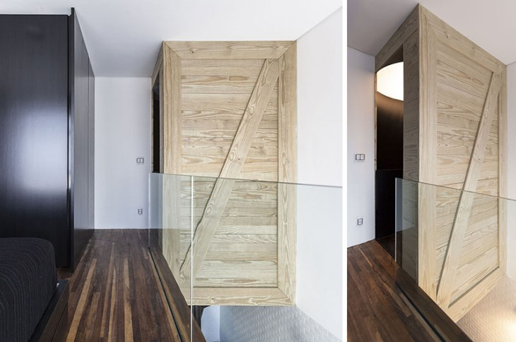 This Small Apartment Filled With Unique Straicase That Fabulous 6