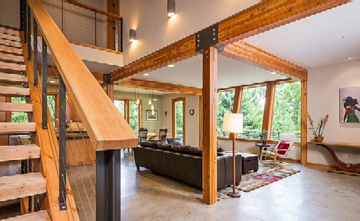 Modern House Design With Cottage Feeling That Truly Inviting 3