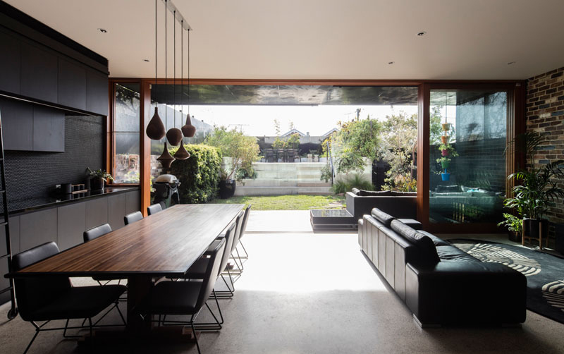 A-beautiful-house-with-black-modern-interior-2