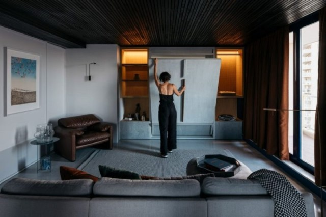 This-sophisticated-apartment-done-in-black-hues-but-truly-versatile-2