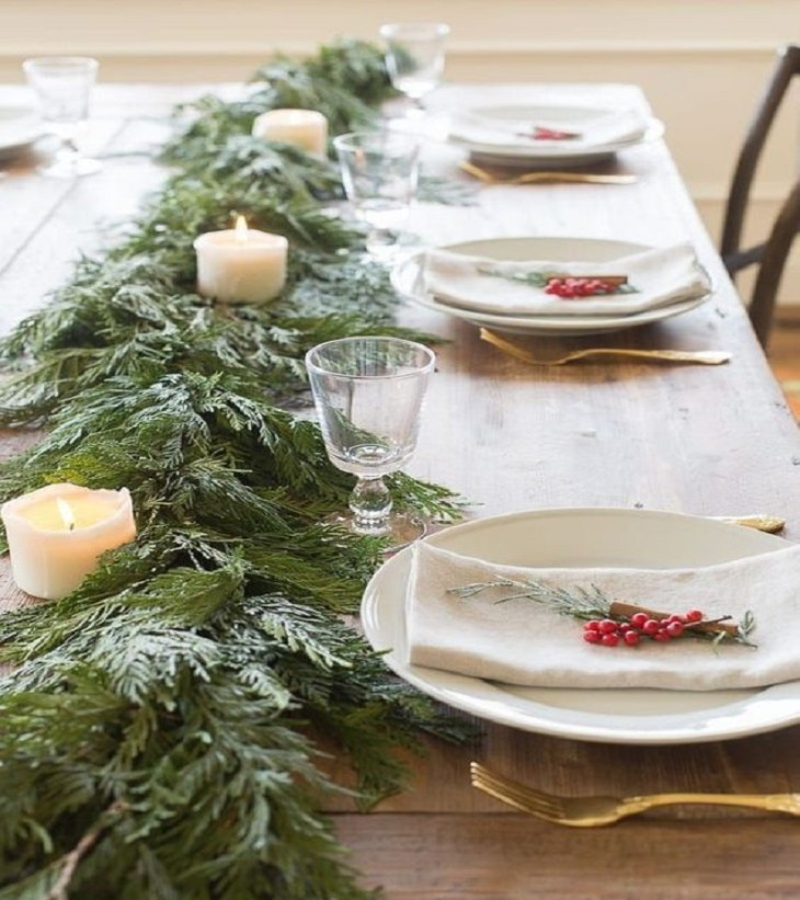 1 Stunning Original Winter Table Decoration Ideas To Get Your Guest Unstoppably Say WOW