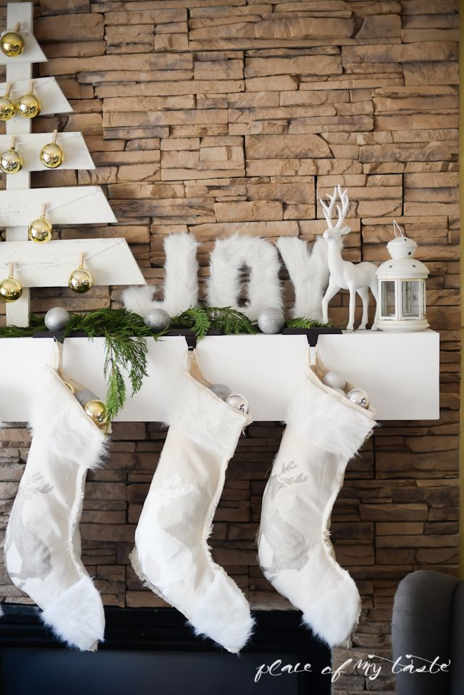Diy fur letters Beating The Winter Blues With These Cozy Decorating Ideas That Is Easy To Be Applied