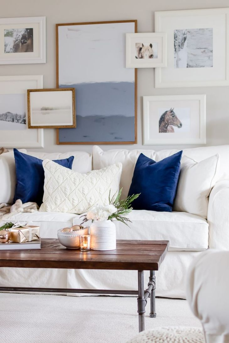 Feeling blue at home Homey Decoration Ideas To Hibernate Your Mind In Style Along The Winter